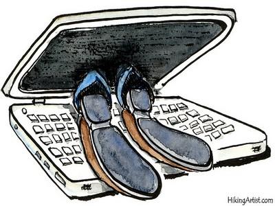 Image for Nottingham web copywriting blog